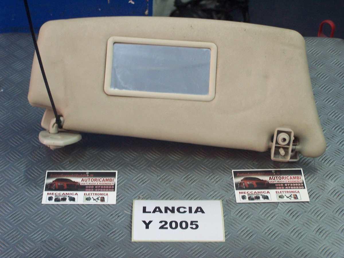 Lancia y dal 2004 al 2010 alette parasole lay0092 for Interno lancia y