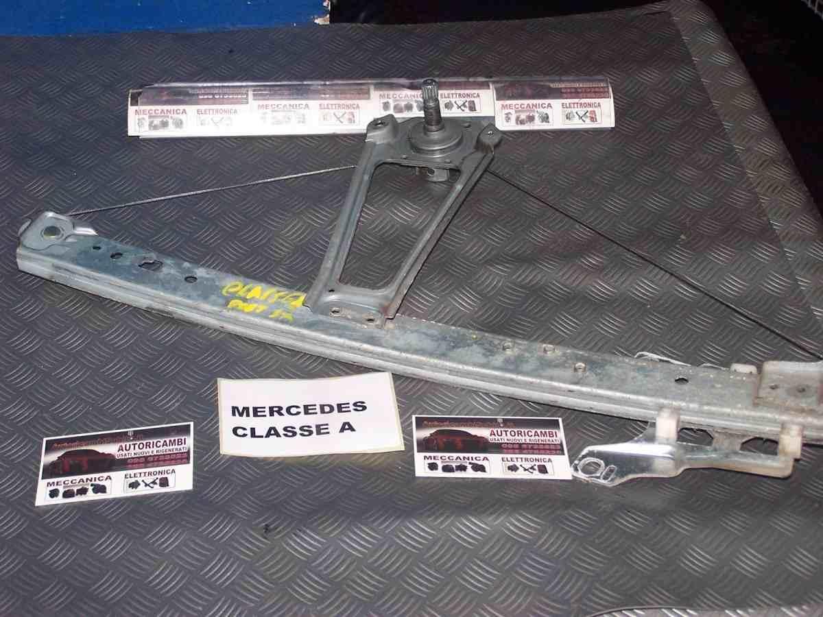 Schema Elettrico Mercedes Classe A W168 : Mercedes classe a alzavetro elettrico posteriore sx mcla