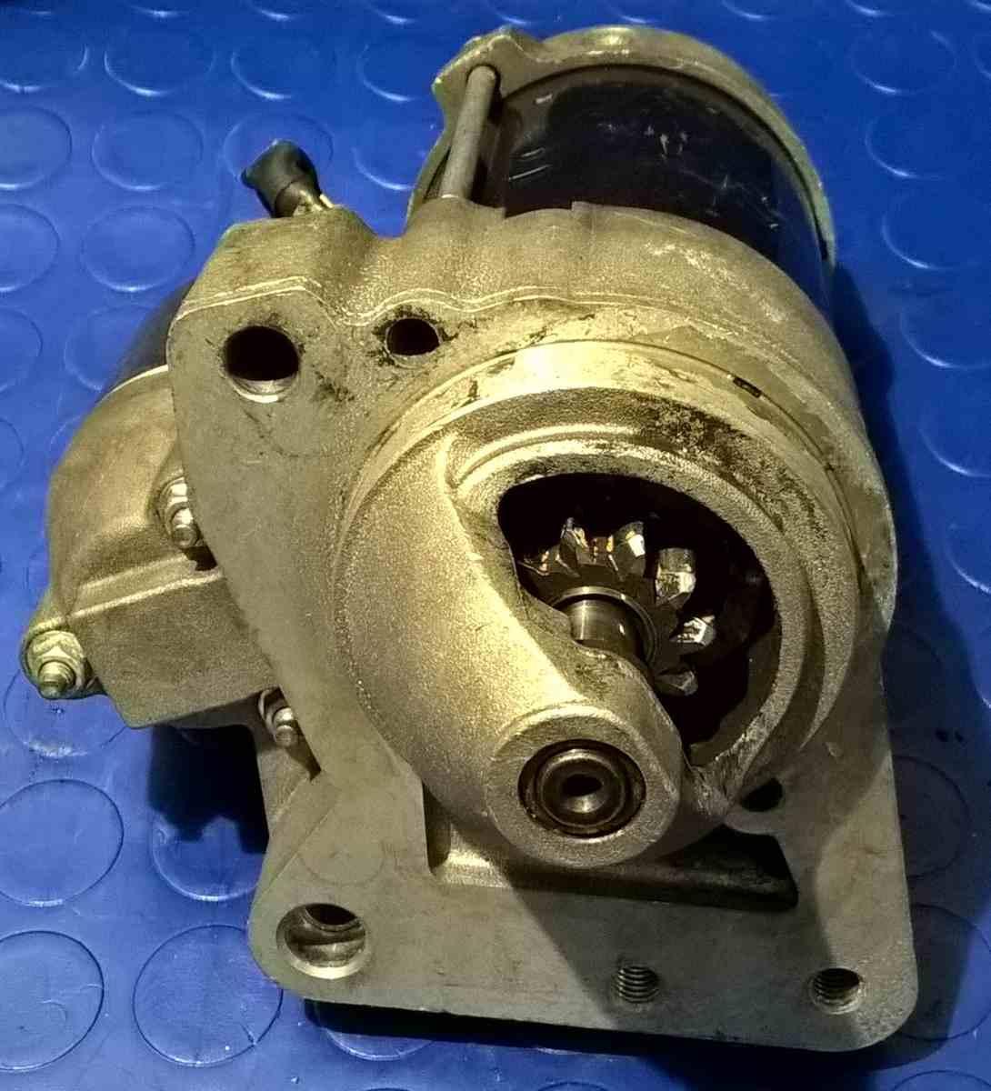 Motorino Avviamento Peugeot 207 1 6 Hdi 9646679980 Br 9646679980