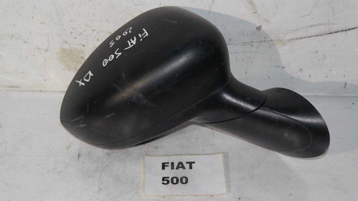 Fiat 500 specchietto esterno dx elettrico originale for 500 esterno